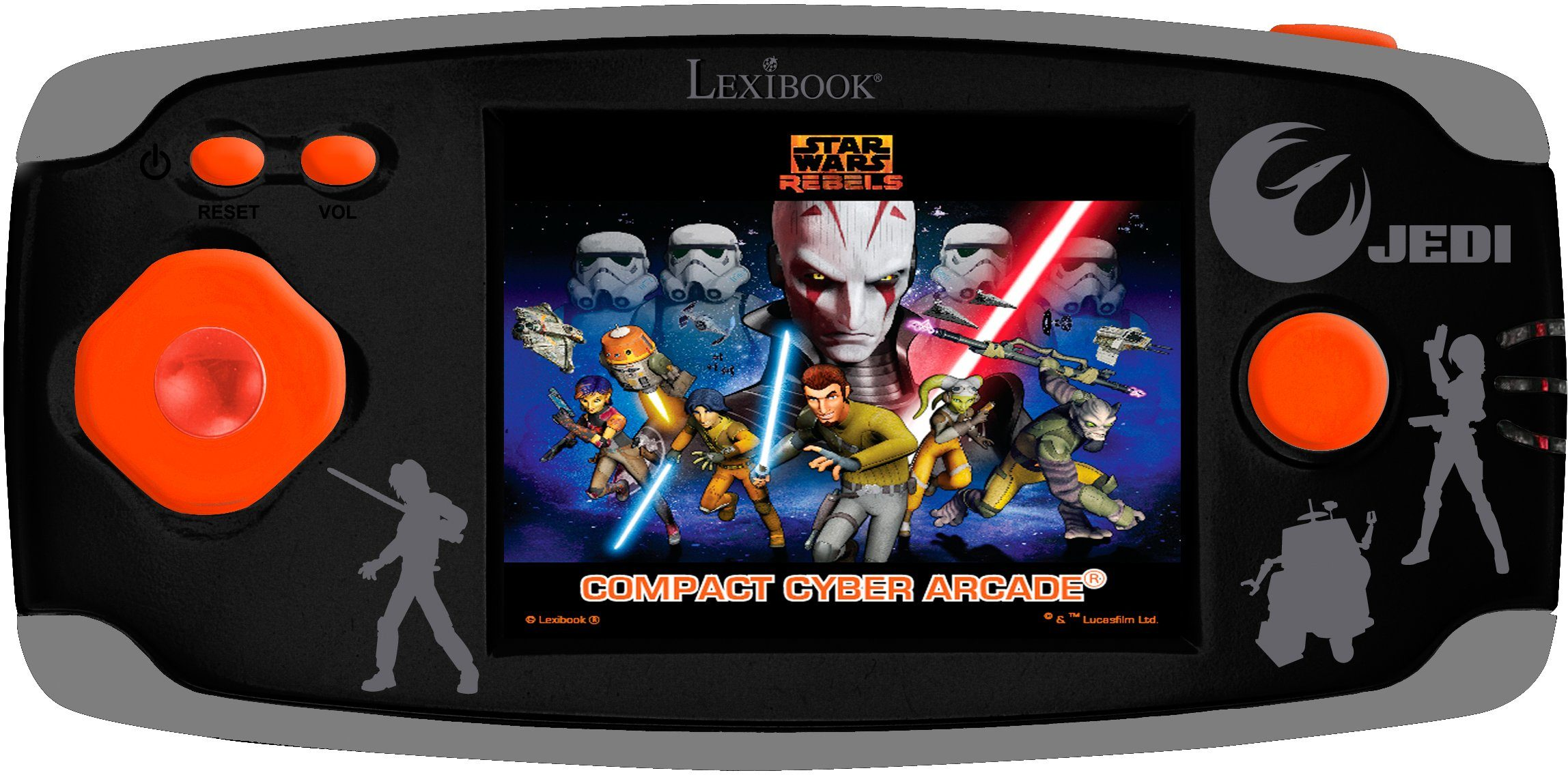 Lexibook, Portable Spielekonsole, »Disney, Star Wars«